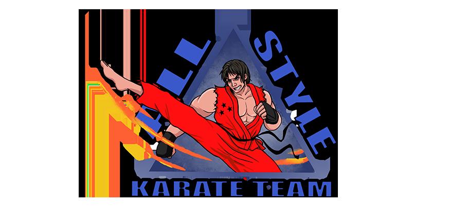All Style Karate Neustadt Logo